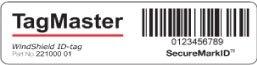 865MHz RFID tag til RFID læser, som kan monteres i bilens frontrude