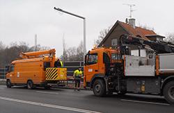 Opsætning af automatisk trafikprioriteringssystem