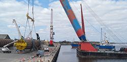 Fundamenter til offshore vindmøller