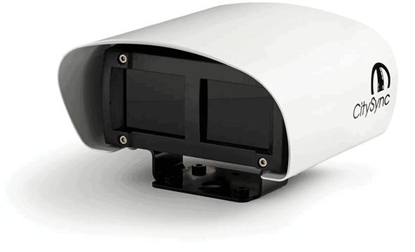 ANPR kamera til aflæsning af f.eks. nummerplader